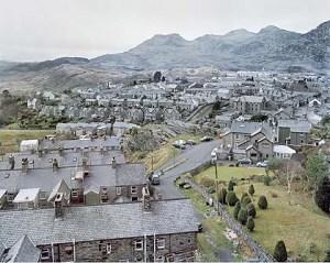 Blaenau ffestiniog, Gwynedd © James Morris